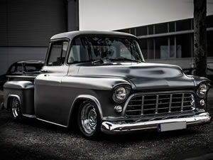 Chevrolet Pick Up Jigsaw