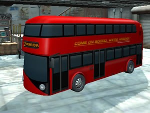 City Bus Parking Sim