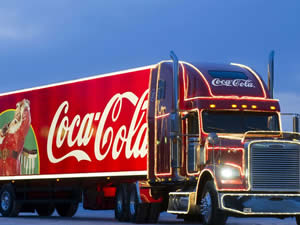 Coca Cola Trucks Differences