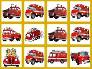 Combine Fire Trucks