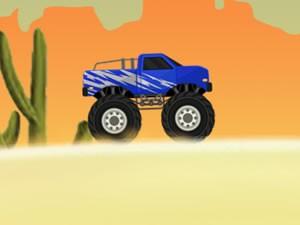 Desert Racer Monster Truck