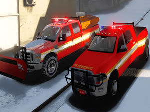 Dodge Emergency Truck