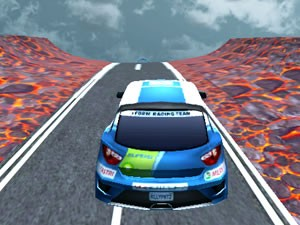 Extreme Rally Car Driving