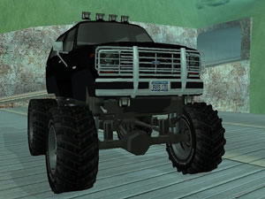 Ford Bronco Jigsaw