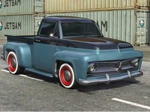 Ford F 100 Puzzle