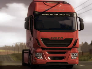 Iveco Truck Jigsaw