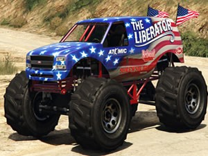 Liberator Monster Truck