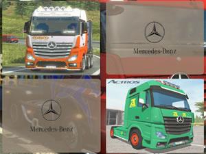 Mercedes Actros Memory
