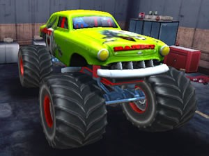 Monster Trucks Extreme Racing