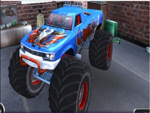 Monster Truck Stunts Adventure