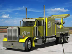 Peterbilt Differences