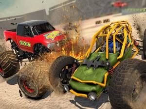 RACE - Rocket Arena Car Extreme