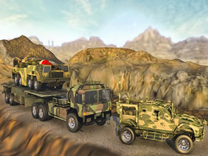 War Trucks Differences