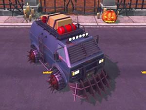 Halloween Skeleton Smash