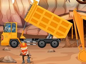 Dump Trucks Hidden Objects