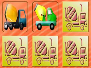 Mixer Trucks Memory